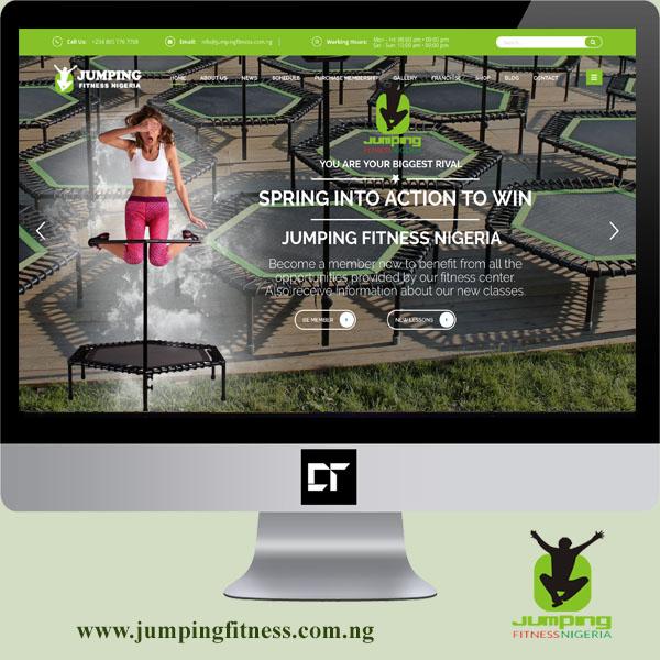 Jumping Fitness Nigeria