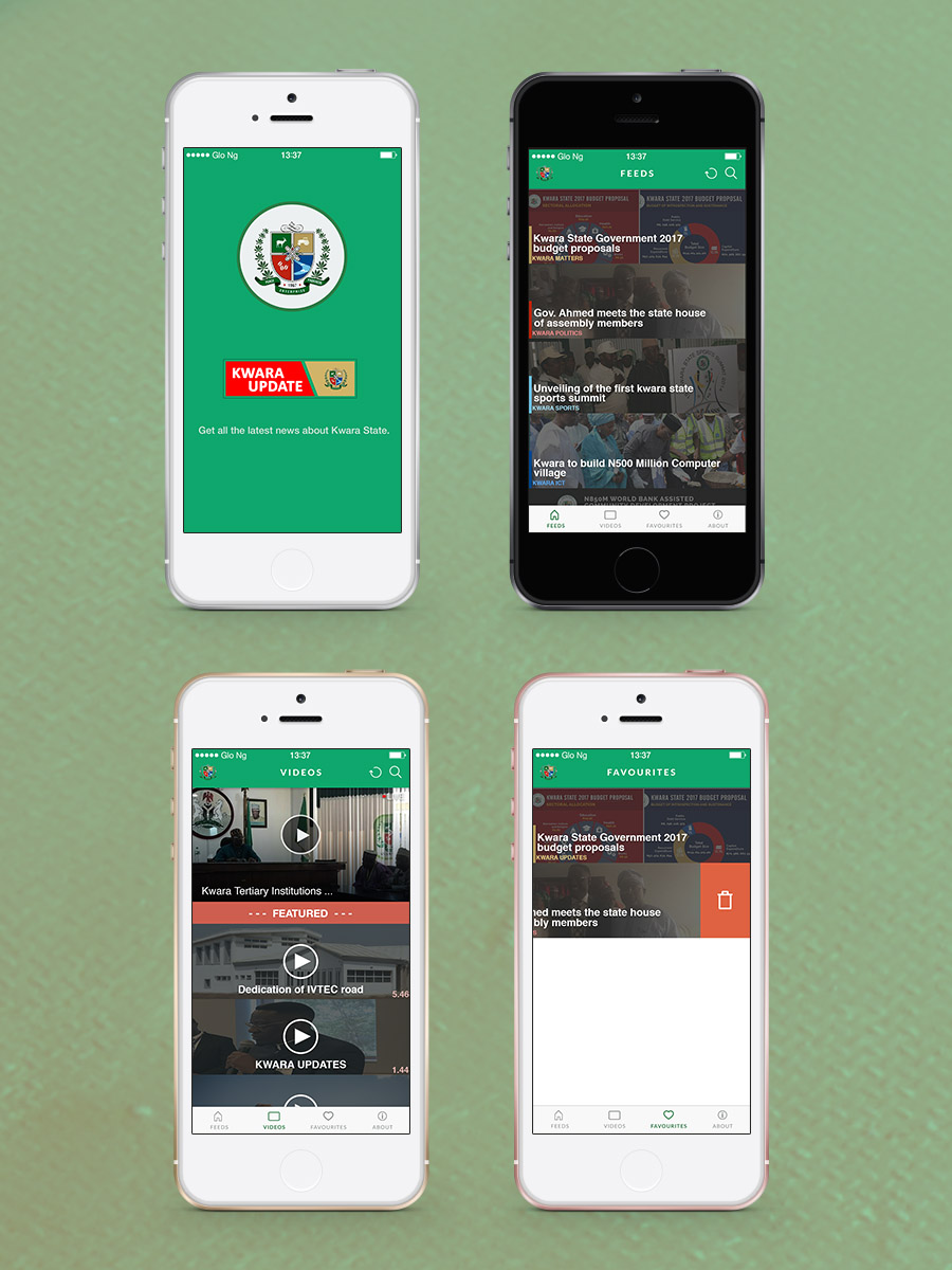 Kwara Update Mobile App